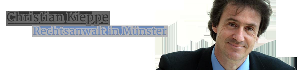 Rechtsanwalt Christian Kieppe – Münster